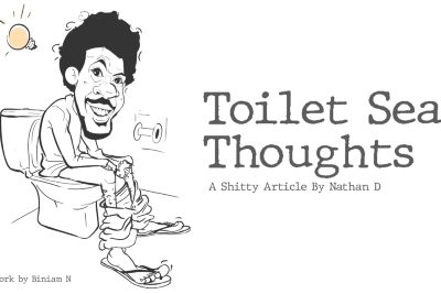 Toilet Seat Thoughts