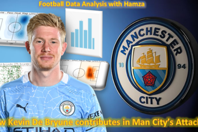 Foot Data Analysis: Zoom in Kevin De Bruyne and how he contributes in Man City's Attack?