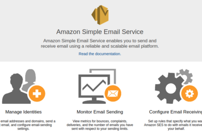 Send Emails with Amazon SES, Part 1: Simple SES Template