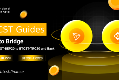 How to Guides: Bridging BTCST-BEP20 and BTCST-TRC20