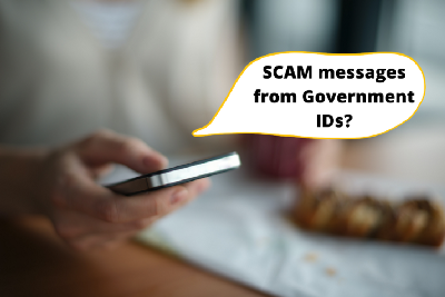 How I Could Send Any Text Message From Indian Government IDs