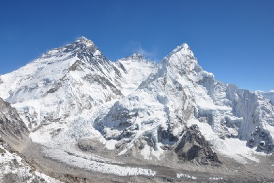 Climbing Everest: interview with Fergus White, who ascended in 2010