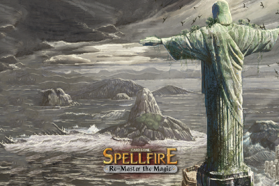 Places in Spelfire — Oir, Altar from the past