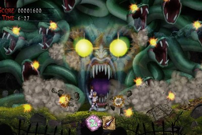 Ghosts 'n Goblins Resurrection—Review