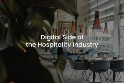 HOSPITALITY INDUSTRY REVENUE IS RAPIDLY RISING OWING TO THE TECHNOLOGIES