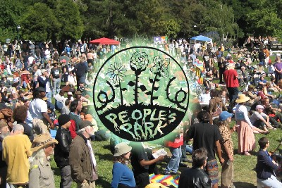 People's Park ~ A 50-year Struggle Against State Violence