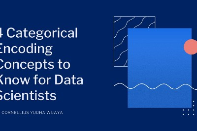 4 Categorical Encoding Concepts to Know for Data Scientists
