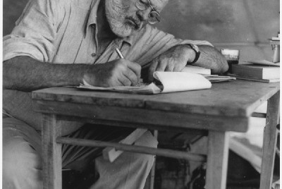 Five Cool Facts About Ernest Hemingway