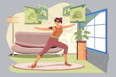 What are Virtual Reality and Augmented Reality? | AR & VR