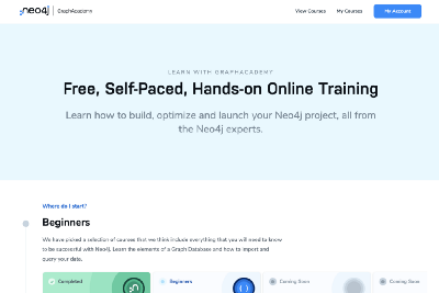 Introducing the new GraphAcademy