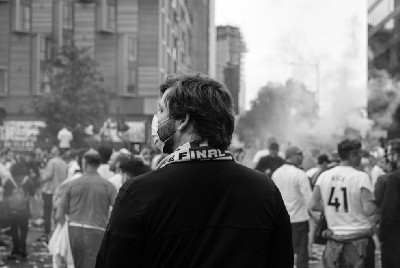 We Don't Want You: The (un)Changing Face of England Football Fandom