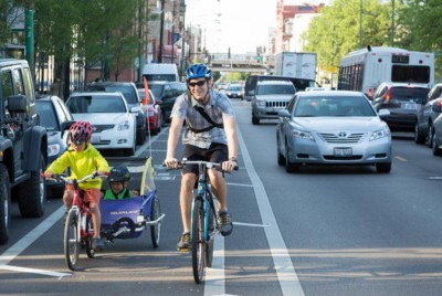 Shifting Bike Safety Forward