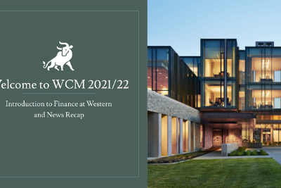 Welcome to Western Capital Markets' 2021–2022 Blog and News Recap