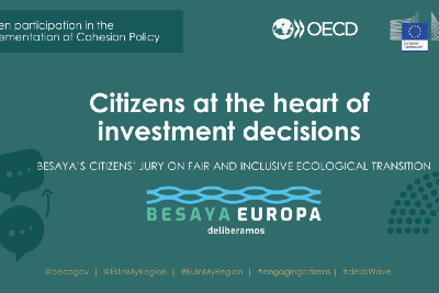 Citizens at the heart of investment decisions