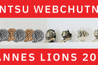 Dentsu Webchutney Tops Cannes Lions from India (Again)
