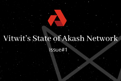Vitwit's State of Akash Network
