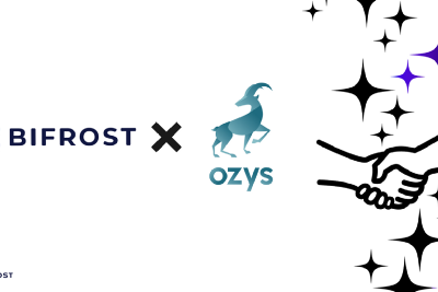 Bifrost X Ozys Partnership Announcement