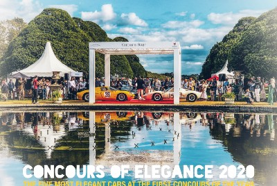 Shot! Concours of Elegance 2020