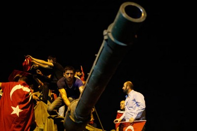 Irony and Tragedy in Turkey's Coup Attempt