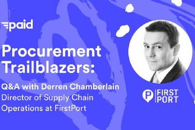 """""""The Supply Chain team is no longer just a function but a Centre of Excellence"""": Procurement…"""
