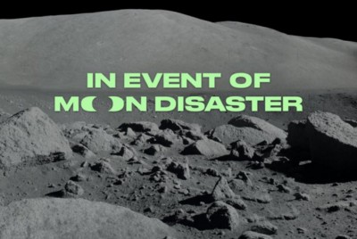"""""""In Event of Moon Disaster,"""" produced by the MIT Center for Advanced Virtuality, wins Emmy Award"""