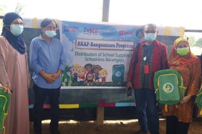 Reaching the unserved: Bangsamoro Education Ministry ramps up support for school-less barangays