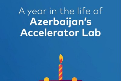 Finding opportunities in a crisis—How UNDP's Accelerator Lab in Baku has made the most of 2020