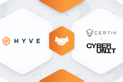 HYVE Technical Audit done by CyberUnit and Certik