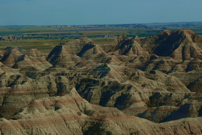 The Journey — The Badlands