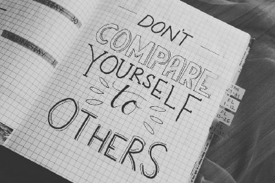 They Are Not You: Avoid Comparisons and Learn the Secret to Living Life at Your Own Pace.