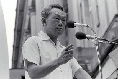 To Every Chinese Privilege Chauvinist/Supremacist Out There, Lee Kuan Yew Was A Racist & Traitor To…