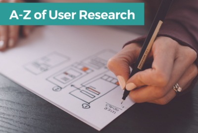 J is for Journey Mapping—A-Z of User Experience