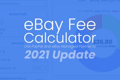 New USA eBay Fee Calculator Features and Updates   2021 🚀🎉