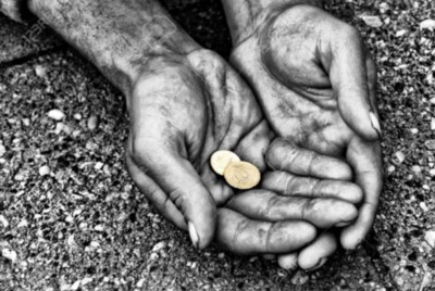 Blockchain- A solution to the curse of poverty