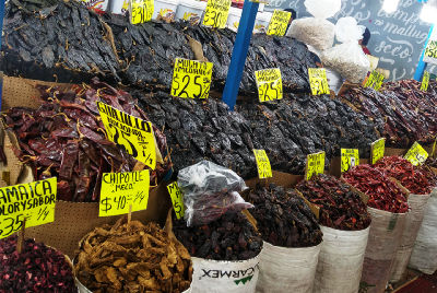 An Ode to the Dried Chiles of Mexico