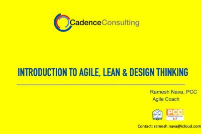 Understanding Agile, Lean and Design Thinking and How to use them all together