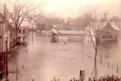 The Great Flood of 1886