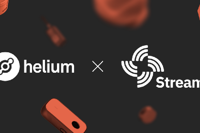 Helium & Streamr: An End-to-End Pipeline for Connecting, Delivering, and Monetizing IoT Data