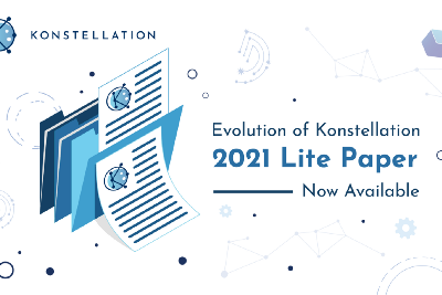 The New Konstellation Litepaper Is Now Available