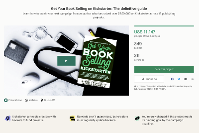 What Should I Use as My Reason For Raising Money on Kickstarter?