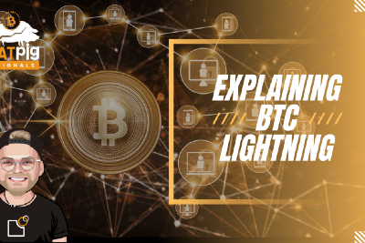 How does Bitcoin get scalable with the Lightning Network?