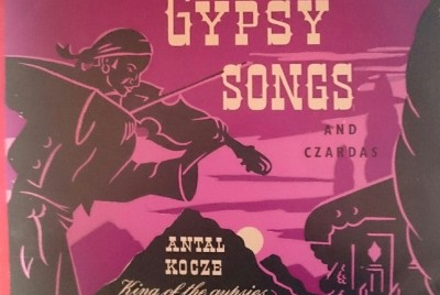 "Vienna 1954 and Antal Kocze — ""King of the gypsies"""