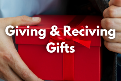 The Trouble With Giving and Receiving Gifts