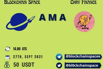 Recap of the CHFRY Finance AMA with Blockchain Space