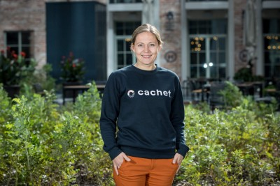Hedi Mardisoo, CEO & Co-Founder of Cachet