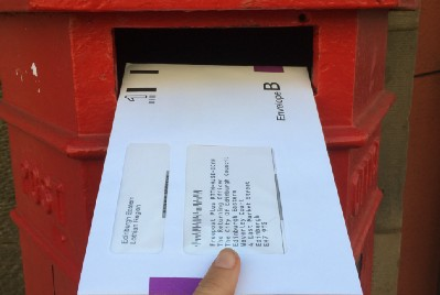 Voting should not feel overwhelming: postal voting in Scotland versus New Jersey