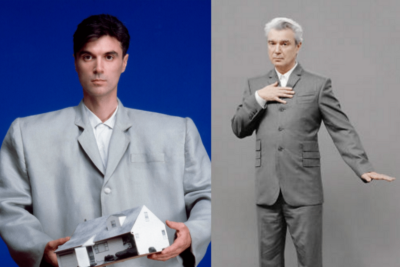 """""""Make It Up As We Go Along"""": David Byrne on Film, Through the Decades"""