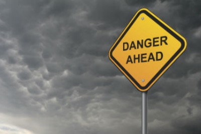 Danger Ahead: When the Dark Thoughts Come During Grief