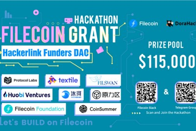 Hackerlink Filecoin Funders DAO: 8 Funders bringing $115K to support Filecoin ecosystem