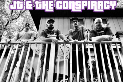 """First Listen   Fresh Track: JT & The Conspiracy's """"Love Drunk Wasted"""""""